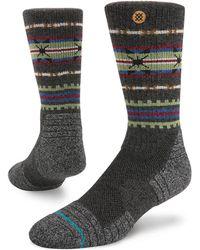 Stance Thorsmork Sock - Black