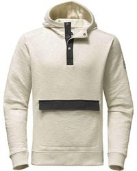 The North Face - Re-source Pullover Hoodie - Lyst