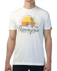 Moosejaw - Nothing But A Good Time Classic Regs Ss Tee - Lyst