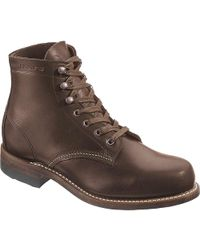 caea02fc105 Wolverine 1000 Mile Darcy Riding Boot in Brown - Lyst