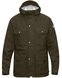 Fjallraven - Ovik Eco Shell Jacket - Lyst
