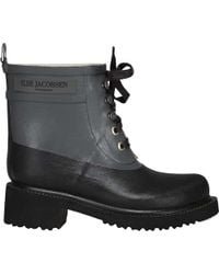 Ilse Jacobsen - Diamond Rub 90 Boot - Lyst