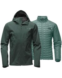 The North Face - Thermoball Triclimate Jacket - Lyst