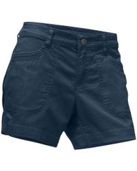 The North Face - Boulder Stretch 9 Inch Short - Lyst