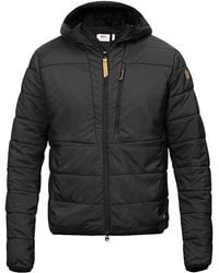 Fjallraven - Keb Loft Hooded Jacket - Lyst
