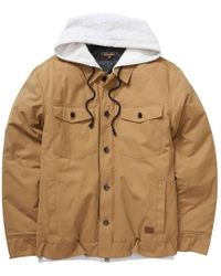 Billabong - Trenton Jacket - Lyst