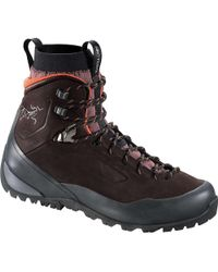 Arc'teryx - Bora Mid Leather Gtx Hiking Boot - Lyst