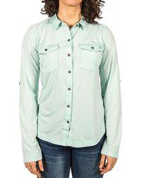 Gramicci - Traveler Convertible Shirt - Lyst