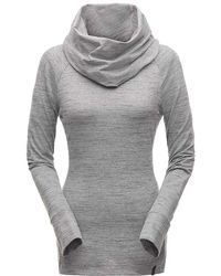 Spyder - Solitude Funnel Neck Top - Lyst