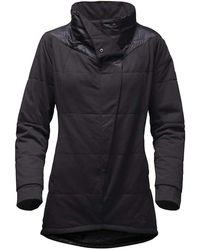 The North Face - Long Pseudio Jacket - Lyst