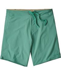 Patagonia - Light And Variable 18 Inch Board Short - Lyst