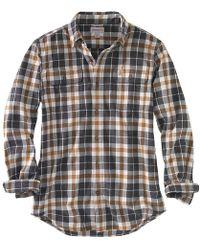 Carhartt - Hubbard Plaid Shirt - Lyst