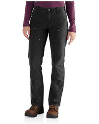Carhartt - Original Fit Crawford Double-front Pant - Lyst