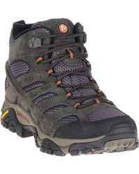 Merrell - Moab 2 Mid Waterproof Boot - Lyst