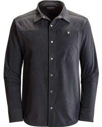 Black Diamond - Modernist Rock Shirt - Lyst