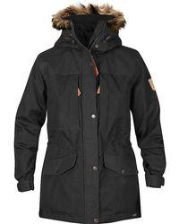 Fjallraven - Singi Winter Jacket - Lyst