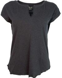 Purnell - Heathered Tee - Lyst