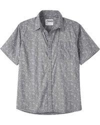 Mountain Khakis - Zodiac Signature Print Shirt - Lyst
