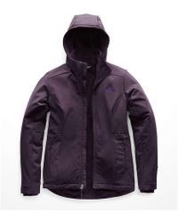 The North Face - Shelbe Raschel Hoodie - Lyst