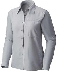 Mountain Hardwear - Canyon Ls Shirt - Lyst