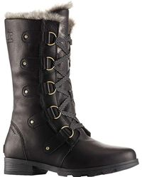 Sorel - Emelie Lace Premium Boot - Lyst
