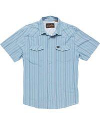 Howler Brothers - Howler Bros H Bar B Tech Shirt - Lyst