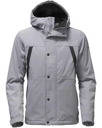 The North Face - Stetler Insulated Rain Jacket - Lyst