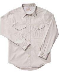 Filson - Twin Lakes Sport Shirt - Lyst