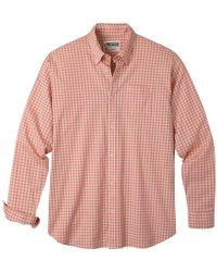 Mountain Khakis - Davidson Stretch Oxford Shirt - Lyst