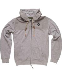 f9055bc7dc8e Lyst - Fila Classic Logo Sweater Light Grey Melange Bros in Gray for Men