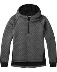 Smartwool - Diamond Peak Quilted Pullover - Lyst