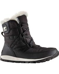 Sorel - Whitney Short Lace Boot - Lyst