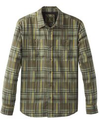 Prana - Stratford Ls Shirt - Lyst