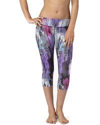 Beyond Yoga - Capri Legging - Lyst