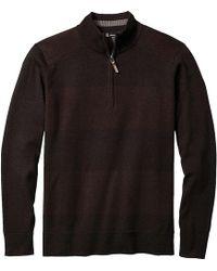 Smartwool - Kiva Ridge Stripe Half Zip Sweater - Lyst