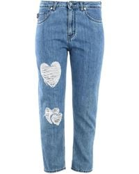 Love Moschino - Jeans - Lyst