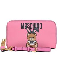 Moschino - Wallets - Lyst
