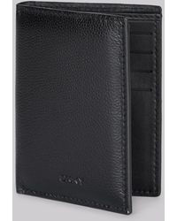 DKNY - Black Leather Portrait Wallet - Lyst