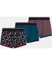 Ted Baker - Taneru 3-pack Boxers - Lyst