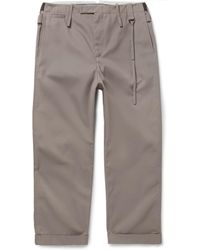 Craig Green - Wide-leg Twill Trousers - Lyst