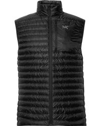 Arc'teryx - Cerium Lt Quilted Shell Down Gilet - Lyst