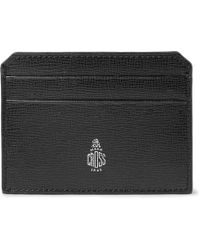 Mark Cross - Saffiano Leather Cardholder - Lyst