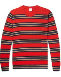 Paul Smith - Striped Cashmere Jumper - Lyst