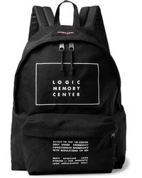 Undercover - + Eastpak Printed Canvas Backpack - Lyst