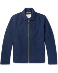 Norse Projects | Elliot Boiled Wool-blend Jacket | Lyst