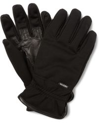 Hestra - Windstopper© Leather-trimmed Shell Gloves - Lyst