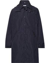 Engineered Garments - Oversized Shell Hooded Coat - Lyst