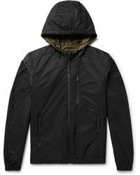 Prada - Slim-fit Shell Hooded Jacket - Lyst