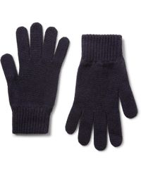 Johnstons - Cashmere Gloves - Lyst