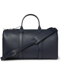 Tom Ford | Buckley Pebble-grain Leather Holdall | Lyst